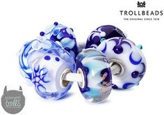Trollbeads Christmas 2014 Preview (Trollbeads Winter 2014)...love these...not necessarily xmas beads
