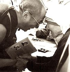 Dalia Lama and Mother Theresa