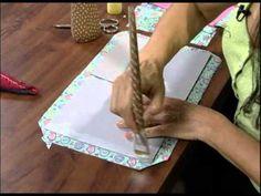 ▶ Mulher.com 10/09/2012 - Risque rabisque com porta retrato 1/2 - YouTube