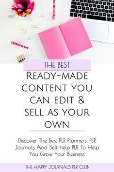 Create products faster. Gather unlimited content creation ideas! It can be really hard to find good PLR content you can use to create your own content. This list is my true and tested best done-for-you content providers. Whether you're looking for PLR planners, journals, personal development and self-help or multi-niche suppliers I've got you covered. Content Marketing Strategy, Marketing Ideas, Make More Money, Make Money From Home, Journal Prompts, Journals, Internet Marketing, Online Marketing, What To Sell Online