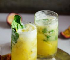 The 6 Best Mojito (and Mojito-Inspired) Recipes | http://aol.it/1oqNMtm