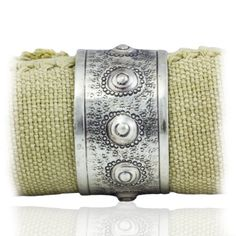 Alpaca Sea Urchin Napkin Rings (set of 6) : Gogo JewelryThis singular design is inspired by the beautiful and varying patterns of the sea urchin. The hand-hammered details on these napkin rings make them pieces you'll reach for every day to add a touch of your own unique style to your table. #Bracelet #Jewelry