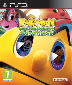 Pac-Man And The Ghostly Adventures HD 21,95€