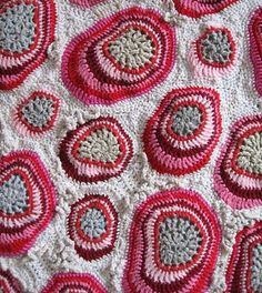 flesh spot (detail)--so this link takes you to a series of photos on the work of this fiber artist.  Very interesting.