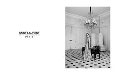 saint laurent universite shooting