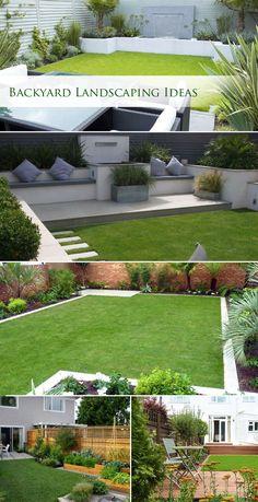 amazing backyard landscaping design and ideas for your garden #backyard #landscaping #gardening #home
