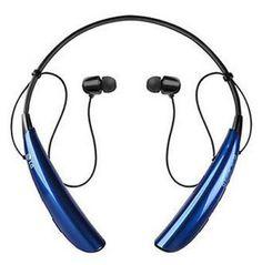#ebay LG Tone Pro HBS-750 Wireless Bluetooth Stereo Headphones Blue HBS750 - $34.99 (save 65%) #lg #cell #phone