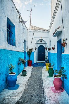 Rabat by Yana Stancheva, via Flickr