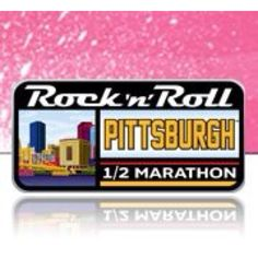 Rock n Roll Pittsburgh Half Marathon. Thinking about doing this one, but it's not until August 2013!
