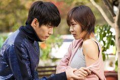 "Korean drama Drama of the week ""Secret Garden"""