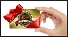 Commissary Gift Cards help spread holiday 'cheer' - Great idea to put on your wish list, or a gift to fellow military-families.