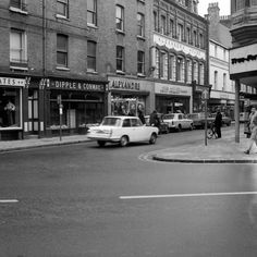 Petty Cury early 70's