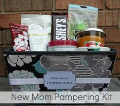 New Mom Pampering Kit