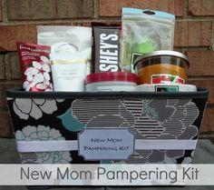 New Mom Pampering Kit