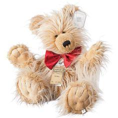 Suki Teddy Bear Sid - Silver Tag Bear - Collection 3