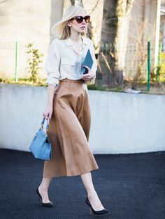 6 Outfits Every Working Woman Should Own via @WhoWhatWear