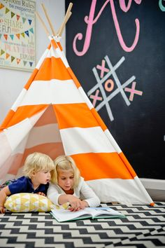 Kids Playroom with @