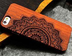"Retro PC+Wood Phone Case for iPhone 6/6S 4.7"""