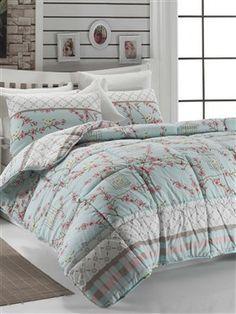 Prošívaný přehoz na dvojlůžko Loisa, cm Girls Bedroom, Bedrooms, Bird Cage, Bedding Sets, Comforters, Blanket, Home Decor, Creature Comforts, Quilts