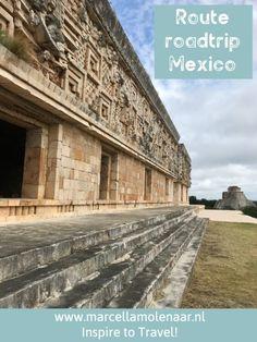 Roadtrip Mexico – Onze route van 3 weken op schiereiland Yucatan Cancun, Tulum, Mexico Travel, Merida, All Over The World, Railroad Tracks, North America, Travel Inspiration, Travel Tips