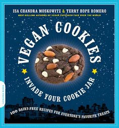 Vegan Cookies Invade Your Cookie Jar Cookbook US/CAN 12/1