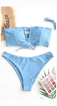 2020 New Of July Swimsuit Surfing Swimsuit Tummy Control Bikini Designer Bathing Suits – pineappletal Bathing Suits For Teens, Summer Bathing Suits, Cute Bathing Suits, Bikini Dress, Bikini Outfits, Sexy Bikini, Bikini Girls, 4th Of July Swimsuits, Cute Swimsuits