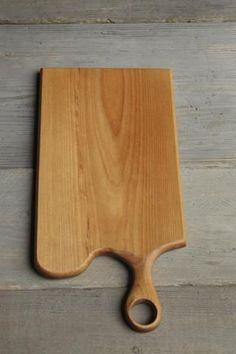22. Alder Wood Cutting Board