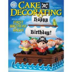 2010 Wilton Yearbook of Cake Decorating.