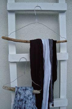 Kleefalter: DIY: Drahtkleiderbügel Aufpimpen
