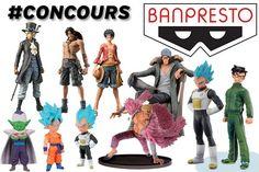 ToyzMag.com » Concours Bandai – Banpresto – Toyzmag