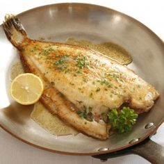 Whole Lemon Sole with Vanilla - White Fish Recipes - Fish & Seafood Recipes - Recipes - Quality Beef & Meat Online: Scottish Butchers Donald Russell