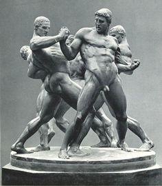 Arthur Lange (1875-1929) - Die Quelle der Kraft [The Source of Power]