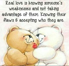 That's true..That's real love...L.Loe