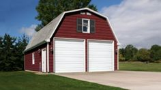 Find the best sectional ribbed steel door for your commercial needs. Available in insulated and non insulated varieties. Ideal in warehouses or loading docks. Commercial Garage Doors, Steel Doors, Shed, Outdoor Structures, Barns, Sheds