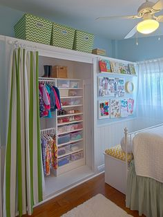 Closet Solution for Kid's Clothes