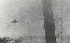 1967 UFO photo.