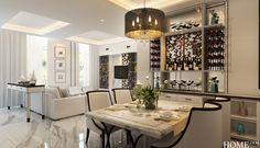 Home.co.id   Profil: 'Nahkoda' Bernama Kenova Arundhati Dining Room, Interior, Table, Furniture, Home Decor, Indoor, Interiors, Interior Design, Dining Room Sets