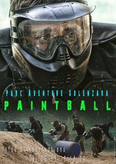 Paintball 9 jaar