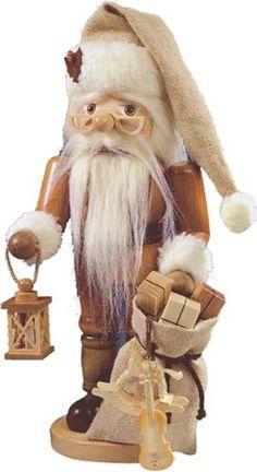 Santa Claus with his Bag. Nutcracker