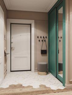 Home Room Design, Bathroom Interior Design, Exterior Design, Interior And Exterior, Tall Cabinet Storage, Locker Storage, House Rooms, Flat Design, Layout Design