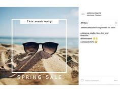 TEMPLATES: Instagram Templates Tropical summer template Instagram Templates, Business Profile, Social Media Template, Instagram Accounts, Compliments, My Design, Tropical, Photoshop, Marketing