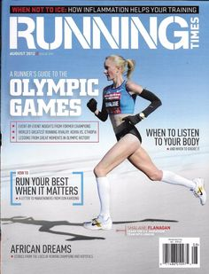 Running Times magazine Shalane Flanagan Olympic games African dreams Best run