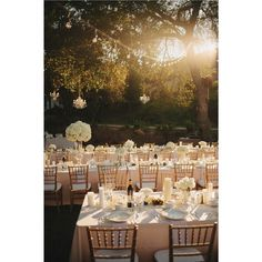 A Rustic Ranch Wedding with a Splash of Glamour from Matthew Morgan... ❤ liked on Polyvore featuring backgrounds