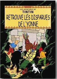Les Aventures de Tintin - Album Imaginaire - Tintin Retrouve les Disparues de…