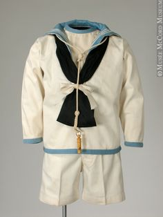 Boy's Sailor Suit, c 1933