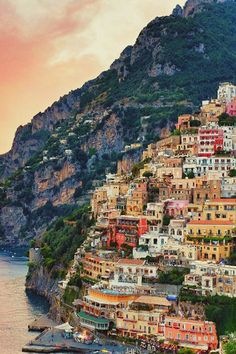 Amalfi Coast, Italy - Our Favorite Travel Destinations From Pinterest - Photos