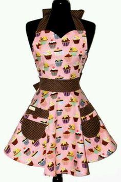 Delicious apron