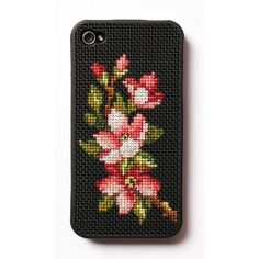 cross Stitch Cell Phone Case
