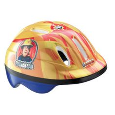 Fireman Sam: Safety Helmet Cycling News, Cycling Bikes, Fireman Sam, Safety Helmet, Paw Patrol, Look Cool, Bicycle Helmet, Birthday Party Themes, Firefighter