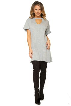 CONSTANTINE T-SHIRT DRESS